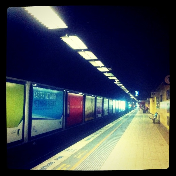 Kings Cross Train Station