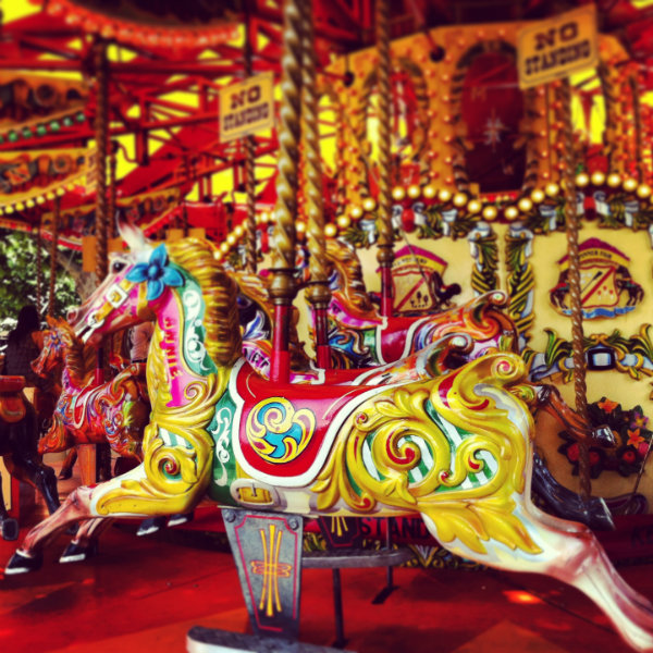 Carousel Southbank London