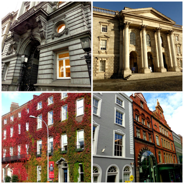 Buildings of Dublin