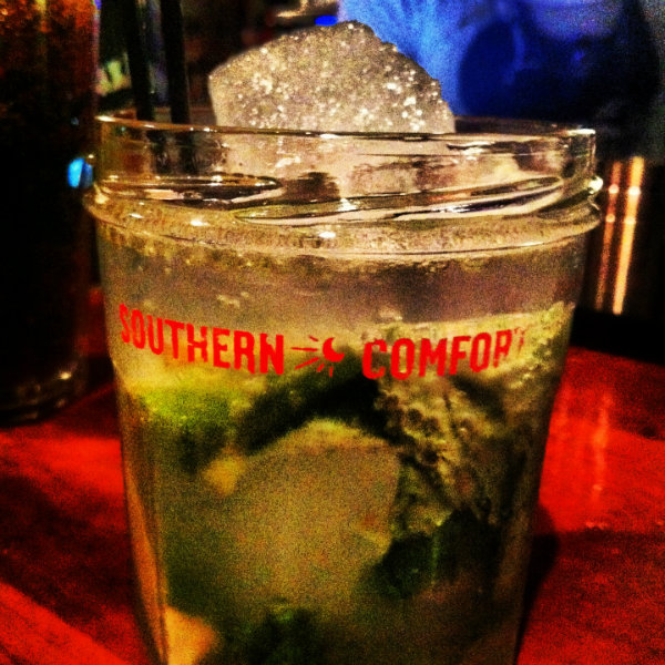 mason jar mojito kaff bar london
