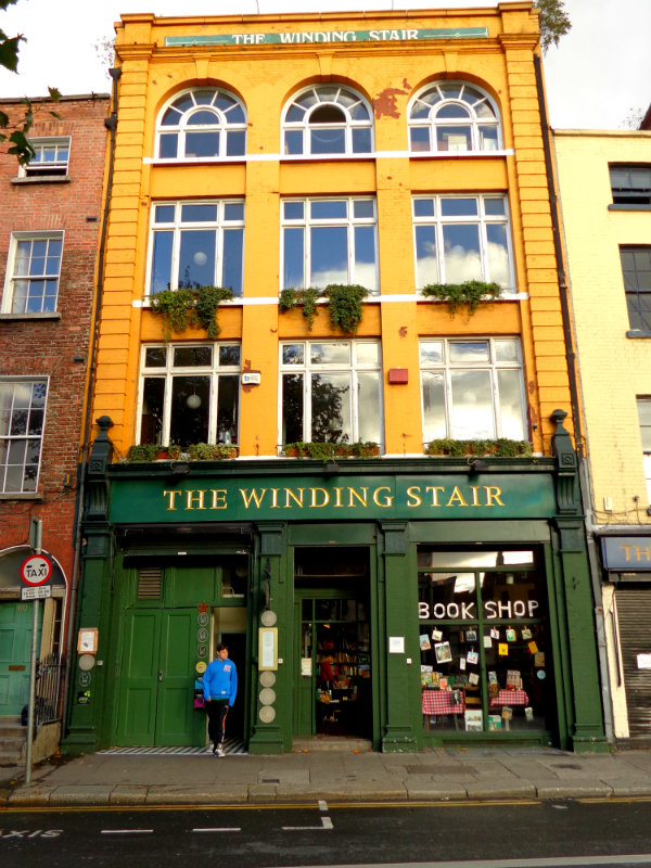 The Winding Stair, Dublin