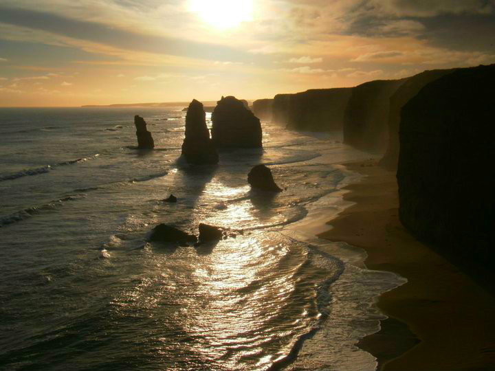 The Twelve Apostles, Great Ocean Road, Melbourne