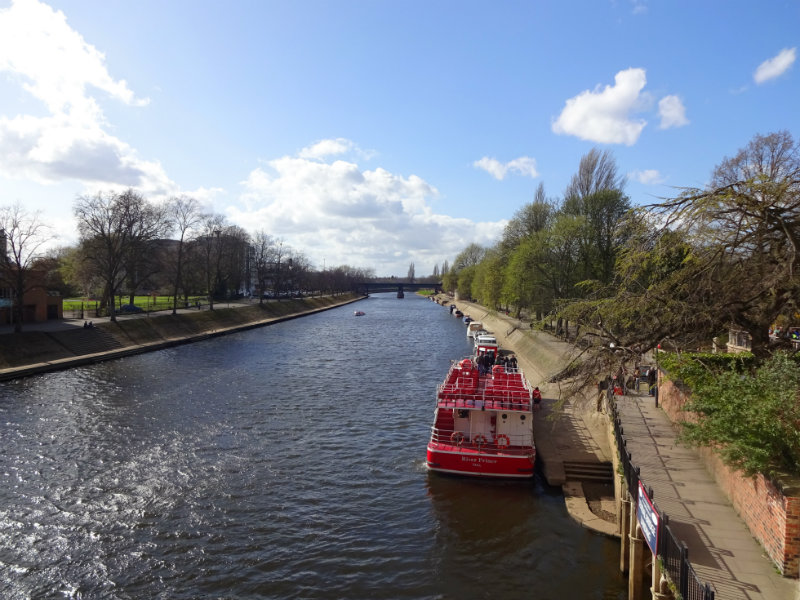 cruise river ouse
