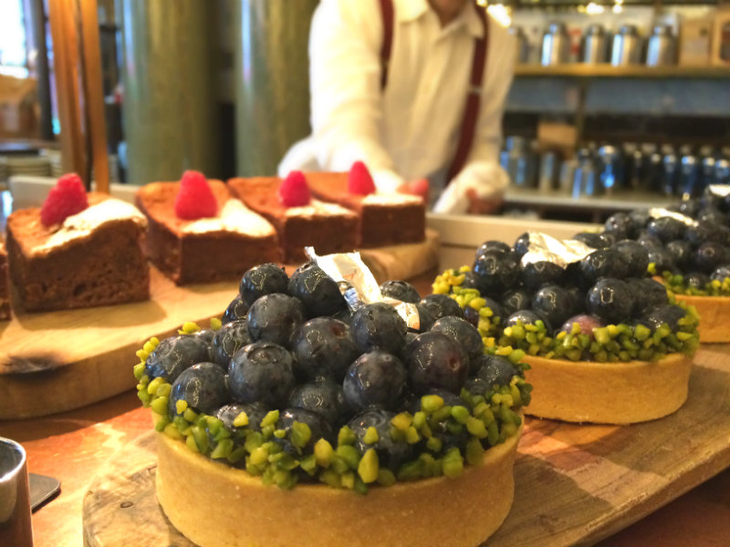 a very british brunch at holborn dining room