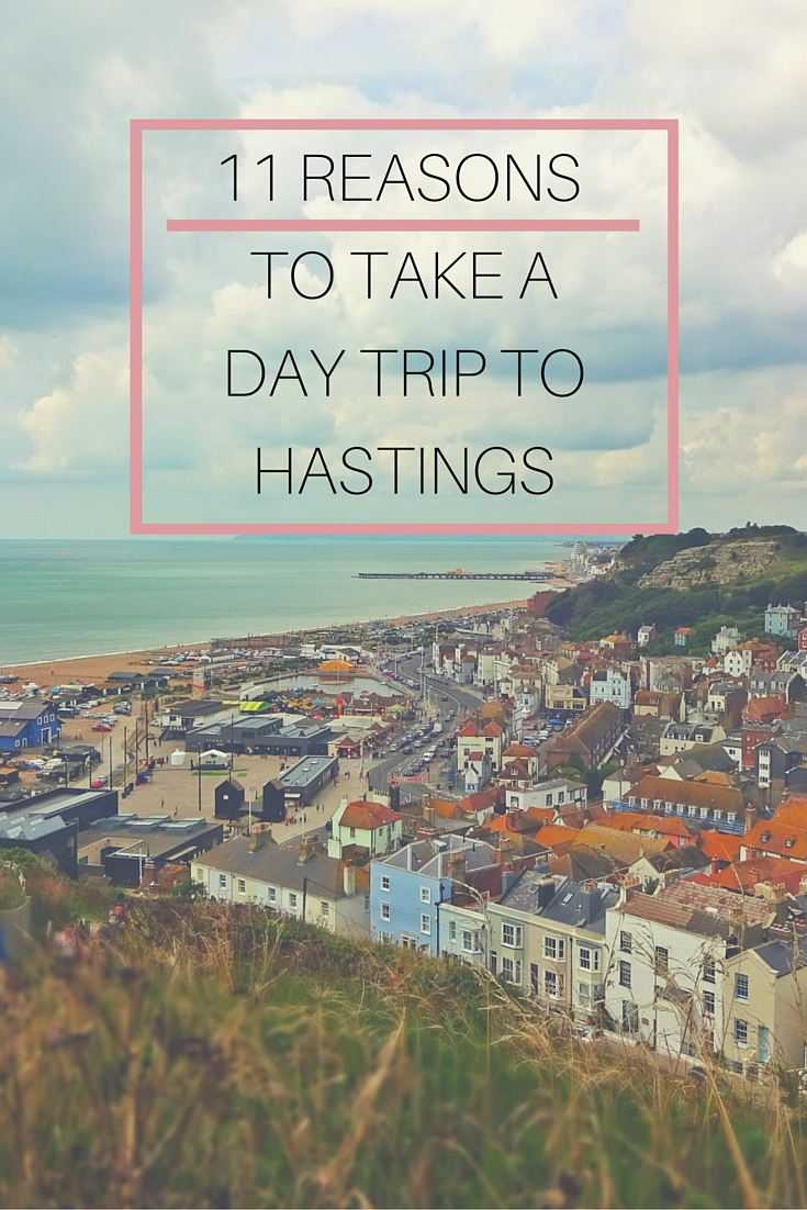 day trip to Hastings