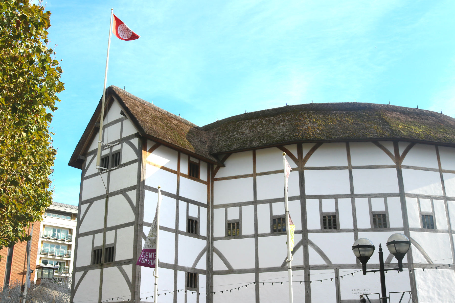 Shakespeare's Globe, London's Bankside