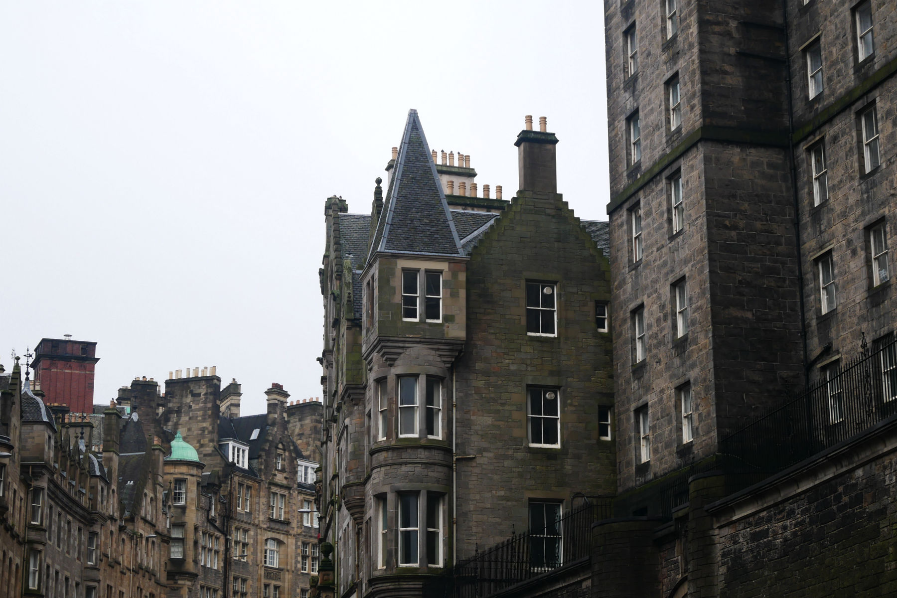 Cockburn Street Edinburgh
