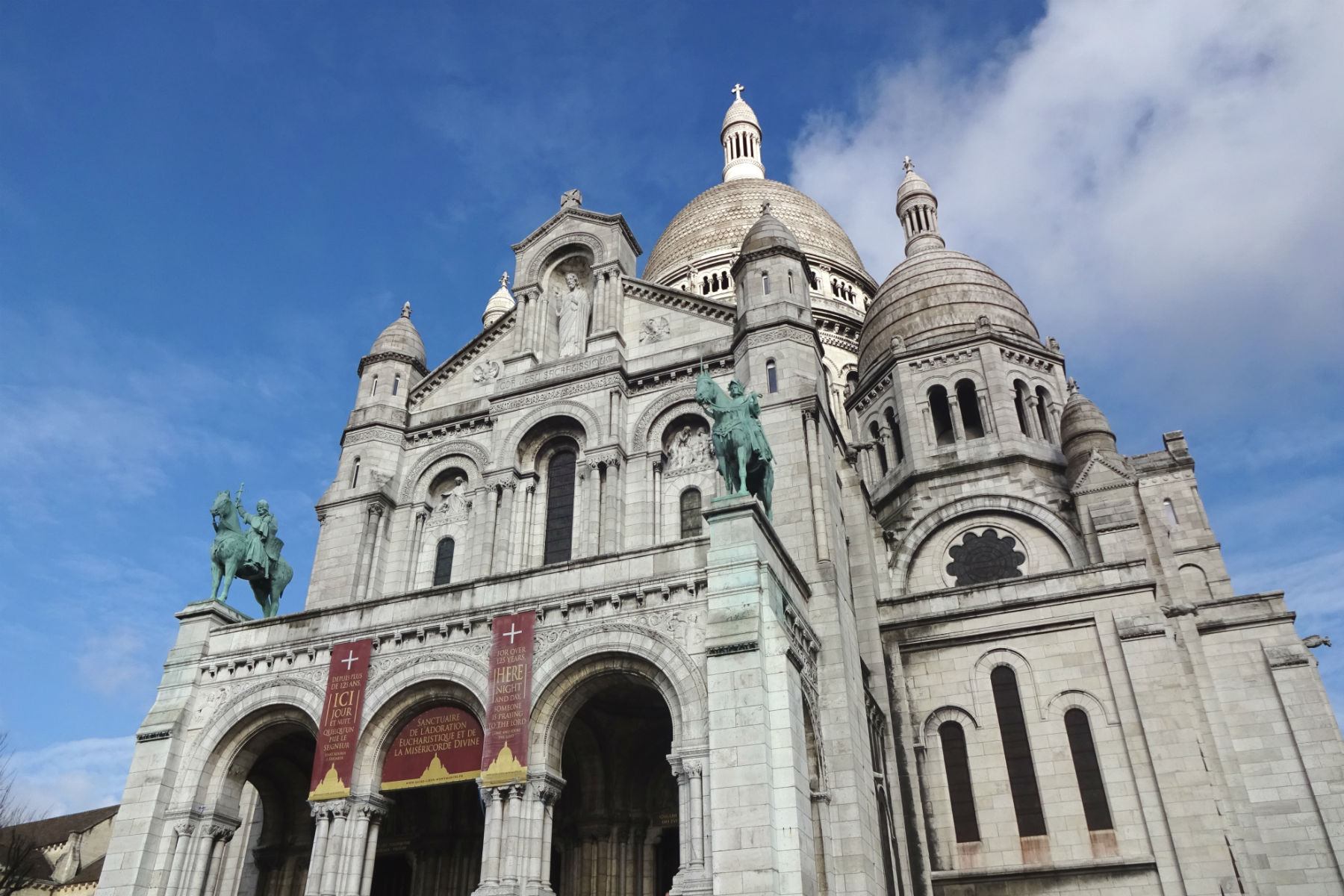 sacred heart of paris