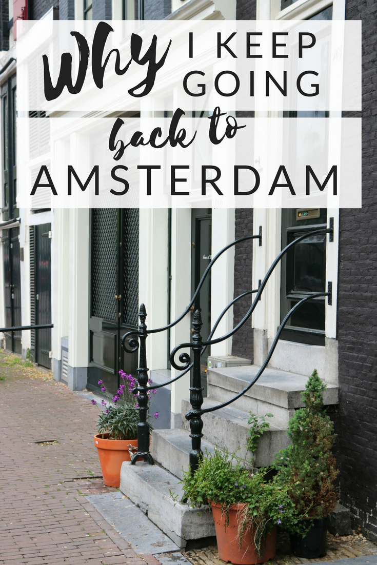 why i keep going back to amsterdam pinterest
