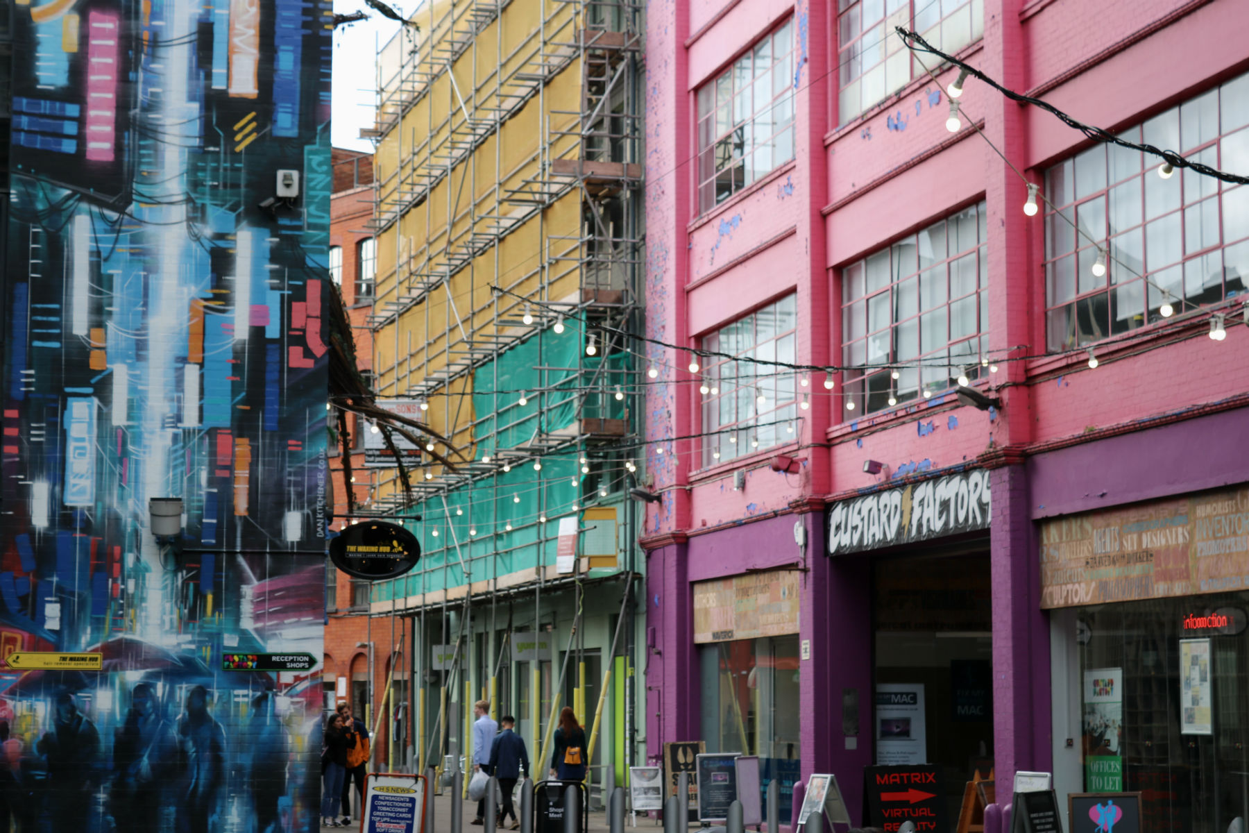 The Custard Factory Birmingham