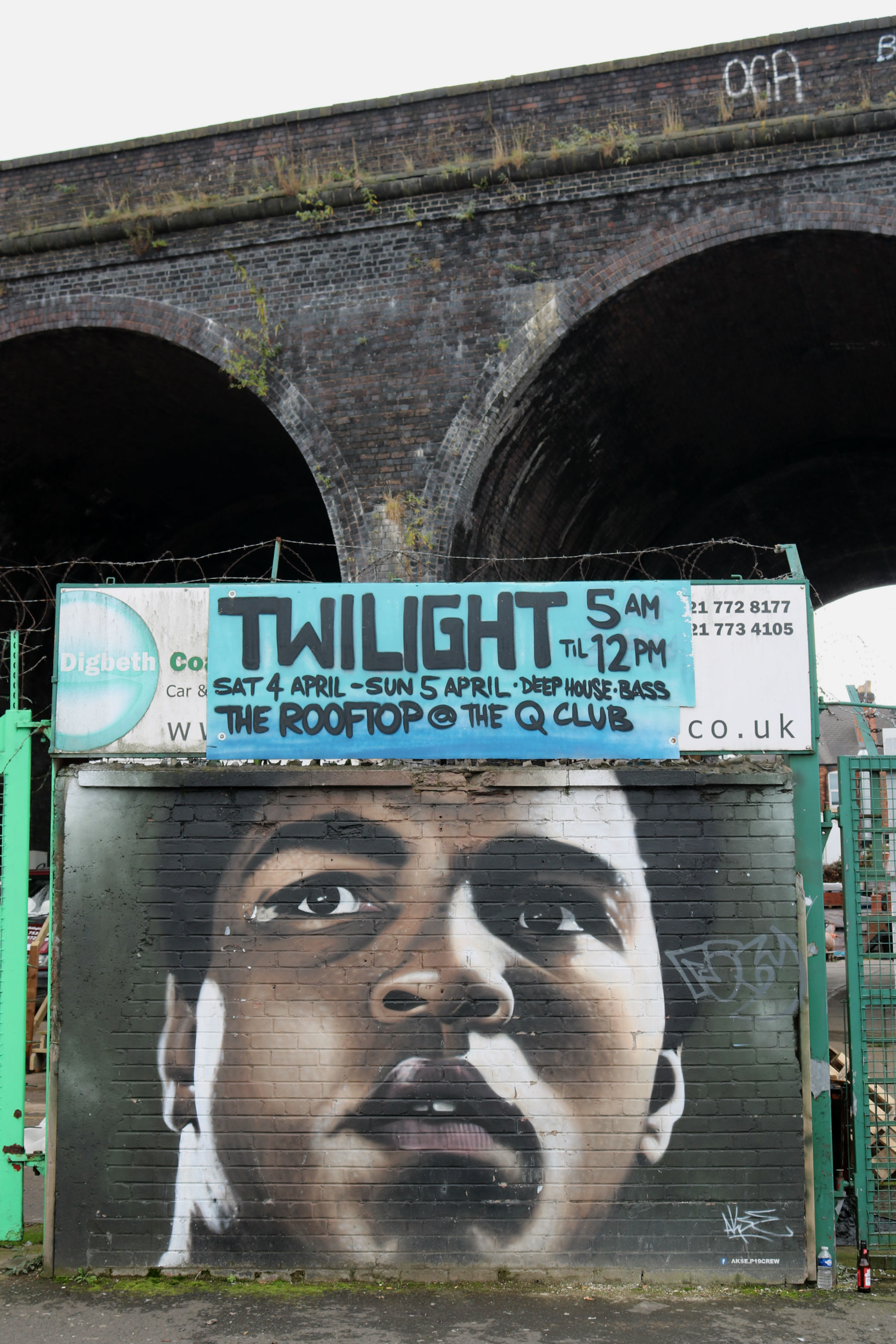 twilight street art birmingham