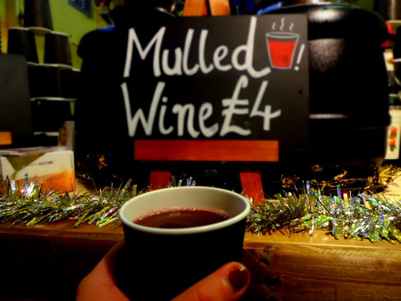 Mulled Wine Christmas Market.Celebrating Urban Families At Christmas Pack Your Passport
