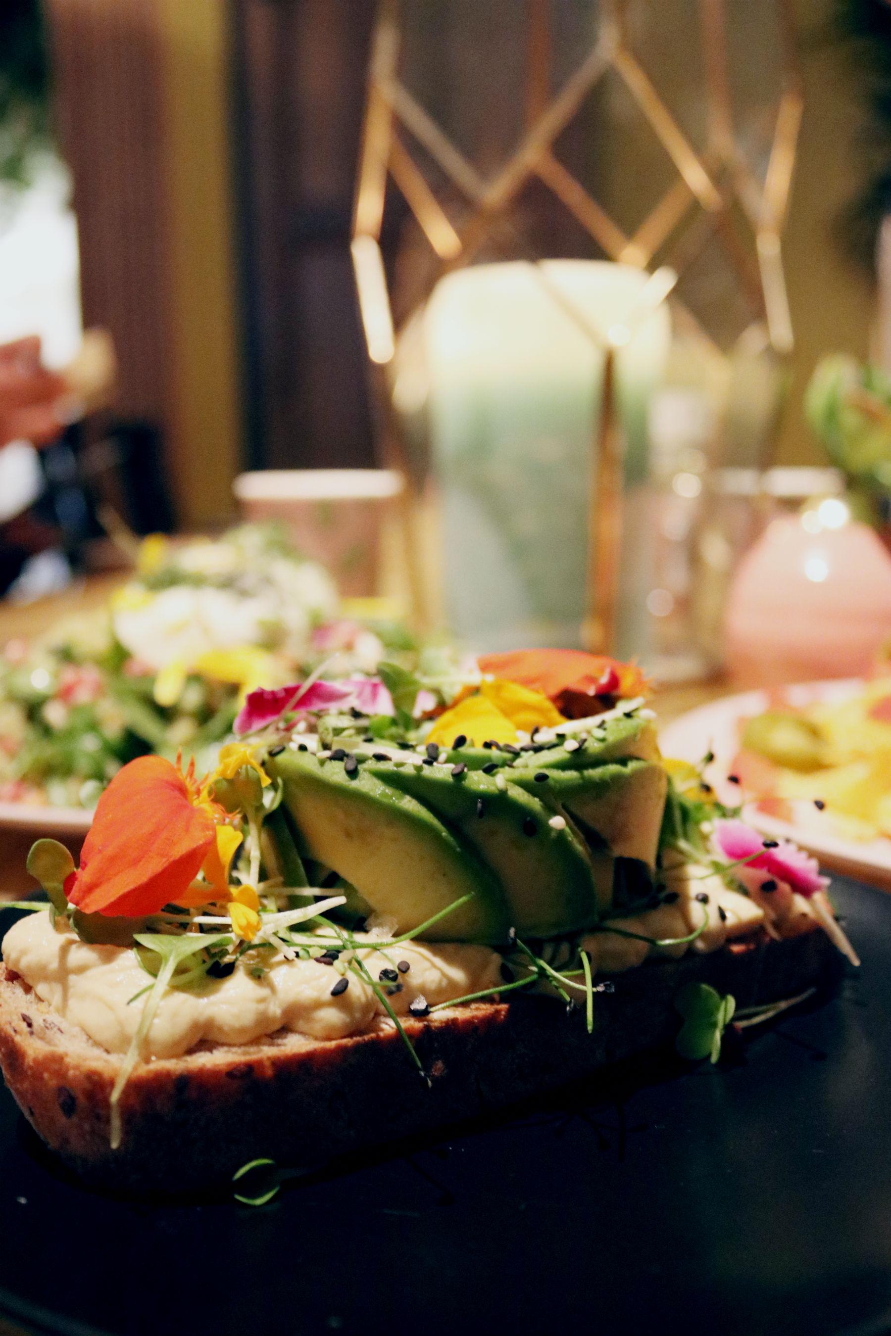 The Avocado Show Amsterdam Brunch